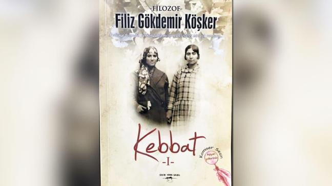 """Filiz Gökdemir Köşker'in Polisiye Romanı """"Kebbat"""" çıktı"""
