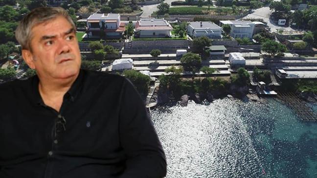 Özdil'in kaçak villasıyla ilgili önemli gelişme... Mahkemeden çifte karar!