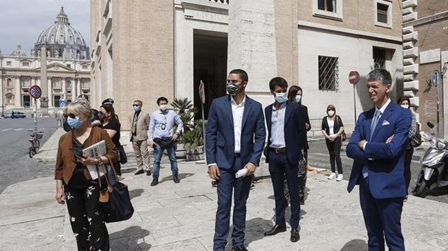 İtalya'da aylar sonra umutlandıran gelişme: Eğri aşağı yönde hareket ediyor