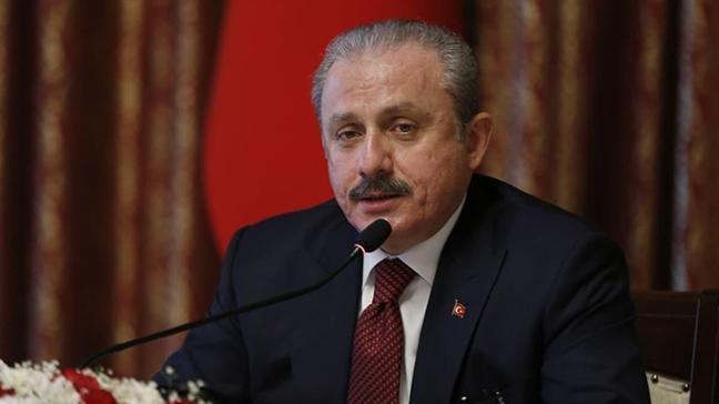 TBMM Başkanı Mustafa Şentop'tan CHP Sözcüsü Öztrak'a 'ezan' tepkisi