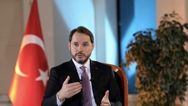 Bakan Albayrak Ekonomik İstikrar Kalkanı Paketi desteklerine ilişkin açıklamalarda bulundu