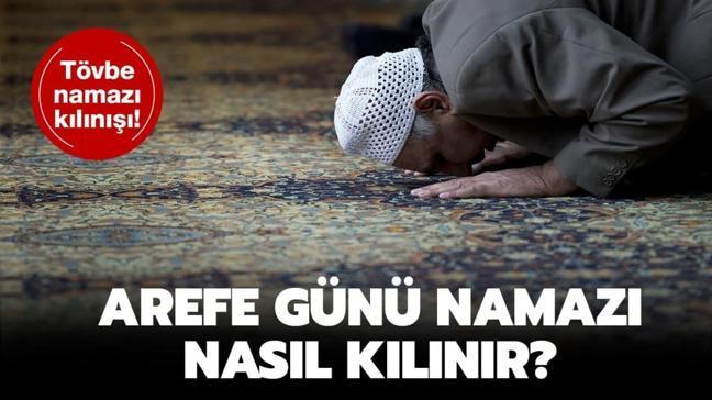 """Arefe günü namazı nasıl kılınır"""""""