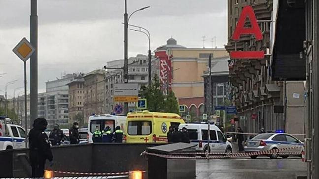 Rusya'da banka soygunu! İçeridekileri rehin aldılar