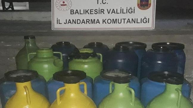 10 ton zeytinyağını çalan 2 hırsız JASAT ekiplerine yakalandı