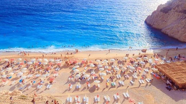Dünya Turizm Örgütü açıkladı: Türkiye 6. ülke oldu