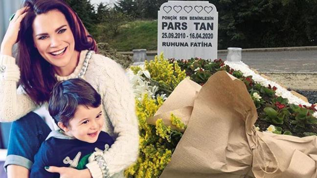 Oğlu Pars'ı geçen ay kaybeden Ebru Şallı'nın yürek burkan talebi!