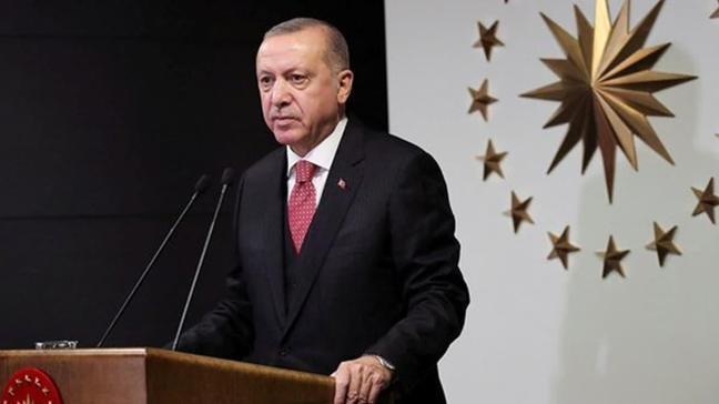 Başkan Erdoğan'dan 83 milyona bayram mektubu