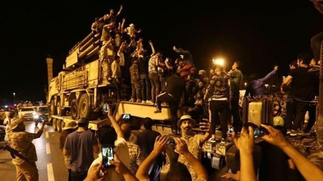 Libya'da Hafter'den temizlenen bölgede paralı asker cesedi bulundu