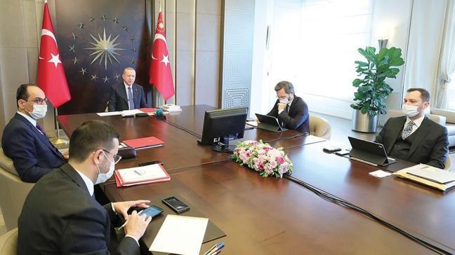 Başkan Erdoğan: CHP'nin her aktörü bozgunculuk peşinde