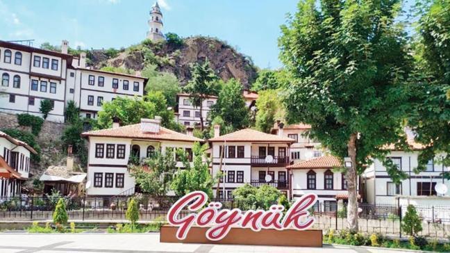 İstanbul'a komşu nefes alma durağı: Göynük