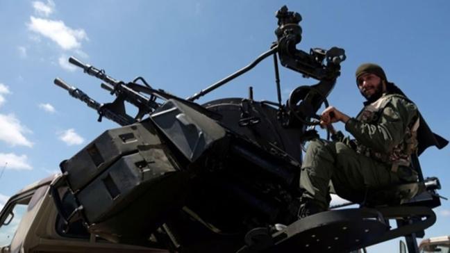 Libya ordusu, Yermük Askeri Kampı'nın da kontrolünü aldı