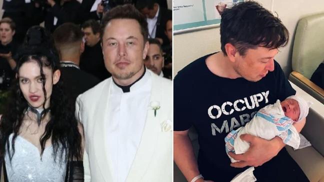 Elon Musk bebeğinin adını değiştirmek zorunda kaldı