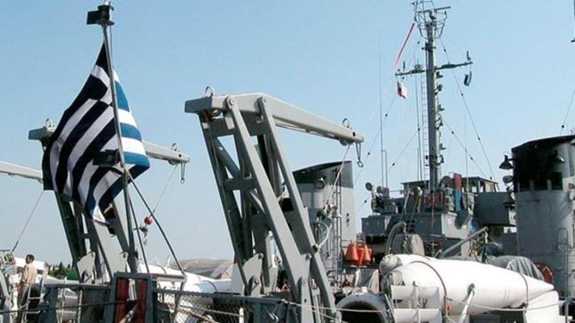 Yunanistan'ın İrini operasyonu için gönderdiği fırkateyn arızalandı