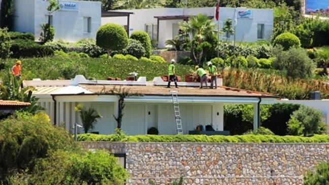 Yılmaz Özdil'e villasının kaçak bölümleri için 380 bin lira ceza