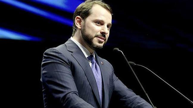 Bakan Albayrak, Azerbaycan Cumhuriyeti'nin kuruluş yıl dönümünü kutladı