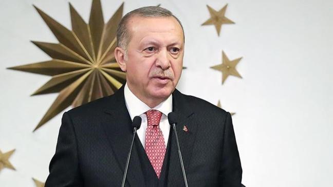 Ayasofya'da fetih şöleni... Başkan Erdoğan'dan önemli mesajlar