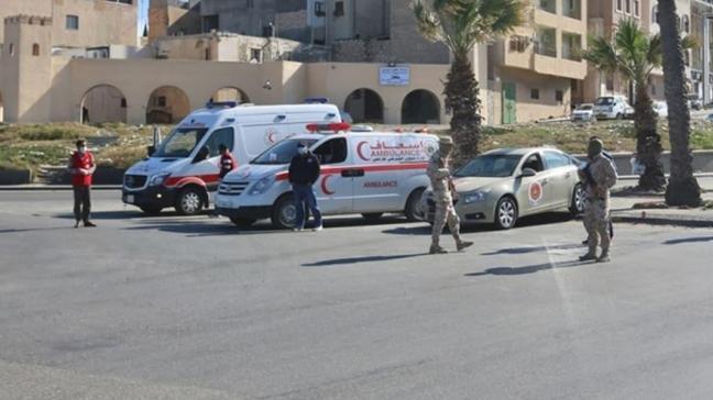 Libya'da iki kent koronavirüs nedeniyle giriş çıkışlara kapatıldı