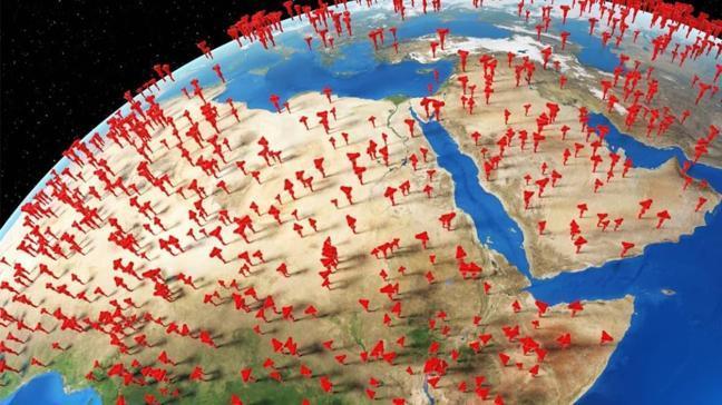 Dünyada Kovid-19 vaka sayısı 6 milyonu geçti