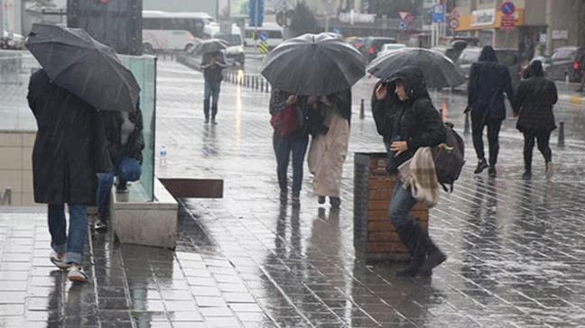 Meteorolojiden İstanbul uyarısı: 3 gün sürecek