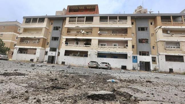 Darbeci Hafter'den roketli saldırı: 5 sivil hayatını kaybetti