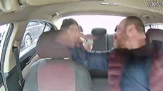 İstanbul'da dehşet saçan taksi şoförüyle ilgili karar! İptal edildi