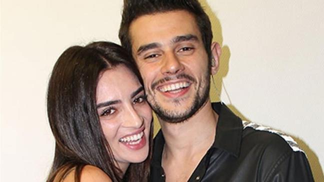 Cem Belevi ile sevgilisi Zehra Yılmaz'ın maskeli alışverişi