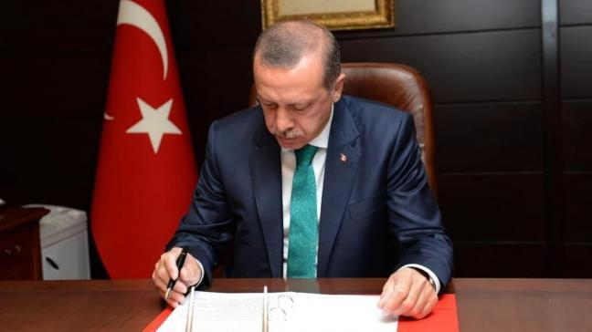 Başkan Erdoğan imzaladı! Cumhurbaşkanlığı Başdanışmanlığına yeni atamalar