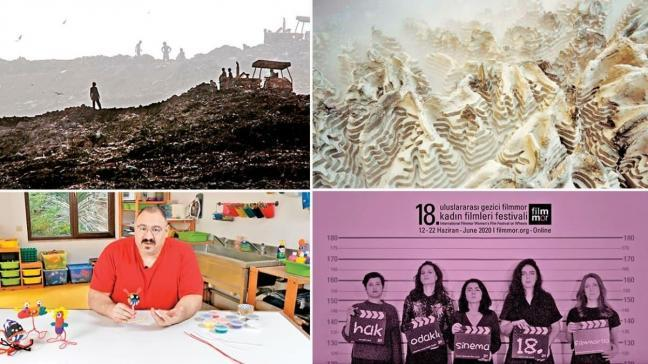 Online hayat... İstanbul Bienali haziran ayı seçkisi