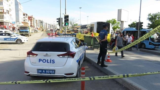 Kadıköy'de 55 yaşındaki adamı tekerin altına alan İETT şoförü: Hissetmedim
