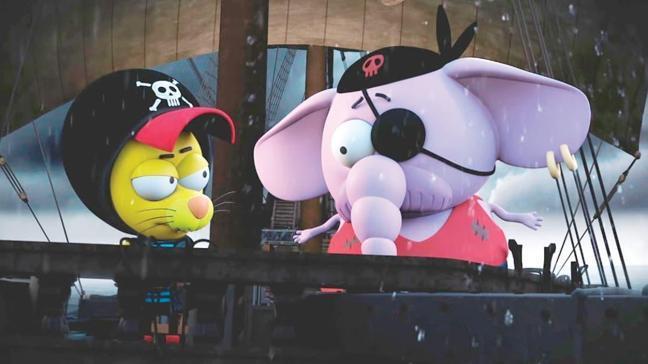 """Kral Şakir Korsanlar Diyarı televizyon seyirciyle buluşuyor! Kral Şakir Korsanlar Diyarı filminin konusu nedir"""""""