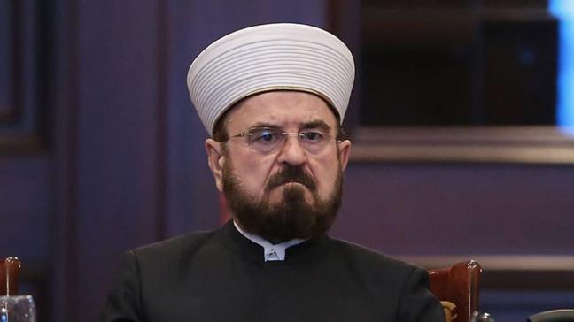 """Dünya Müslüman Alimler Birliği: """"İstanbul'un fethinin işgal olarak tanımlanması utanç lekesidir"""""""