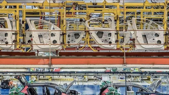 Türkiye'nin ihracatta lider sektörü yine otomotiv sanayi oldu