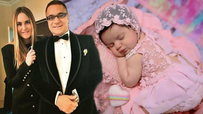 Mehmet Ali Erbil'in kızı Sezin Erbil paylaştı: Kıymetlim 40 günlük!