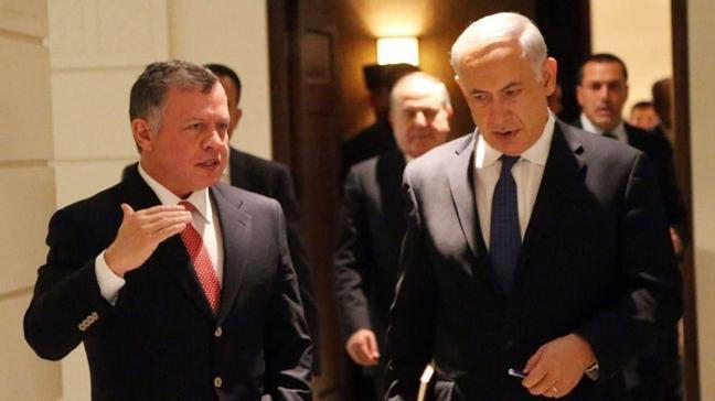İsrail'i 'ilhak' konusunda uyarmıştı: Kral Abdullah, Netanyahu'nun telefonunu açmadı