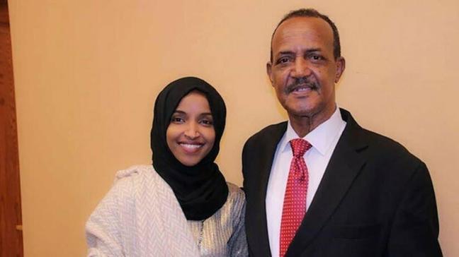 ABD'de Müslüman milletvekili Omar'ın babası koronadan öldü
