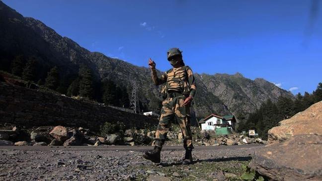 """Hindistan ve Çin arasındaki """"Galwan Vadisi""""ndeki egemenlik tartışması yeniden alevlendi"""