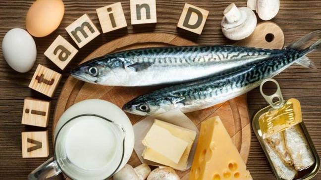 Yaz güneşiyle birlikte D vitaminini artıran besinler