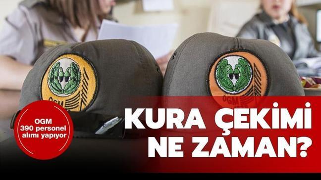 """Orman Genel Müdürlüğü (OGM) kurası ne zaman"""""""