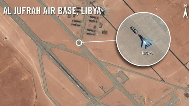 NATO'dan Libya hamlesi... Rusya'nın Libya'daki faaliyetleri yakından takip edilecek!