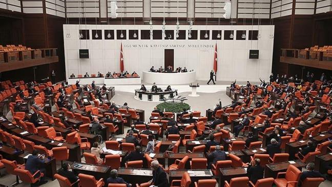 Son dakika... Yassıada teklifi Meclis'te oybirliği ile kabul edildi