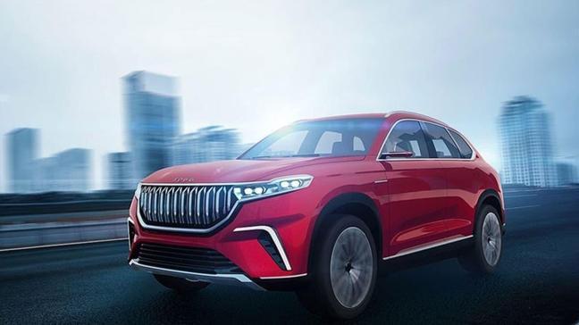 Çin Patent Kurumu'ndan Türkiye'nin Otomobili'ne tasarım tescili
