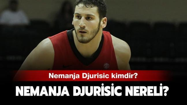 """Ezgi Avcı ile evlenen Nemanja Djurisic kimdir"""" Nemanja Djurisic aslen nereli"""""""