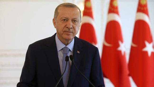 Başkan Erdoğan, küçükbaş hayvanları telef olan Ali Rıza Çelikel'e 16 koyun gönderdi