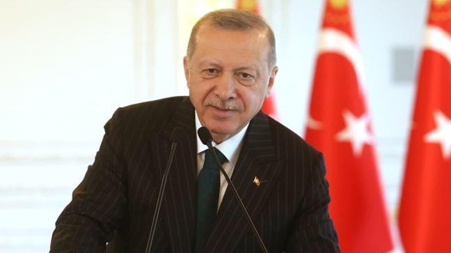 Başkan Erdoğan'dan kıdem tazminatı açıklaması: Kalıcı ve garantili bir sistem amaçlıyoruz