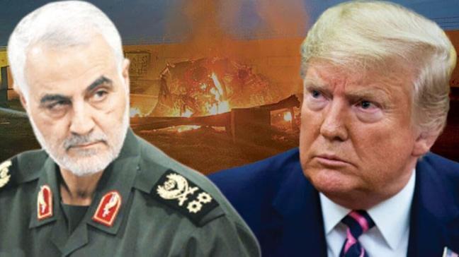 Kırmızı bülten çıkarıldı: İran'dan Trump için tutuklama emri