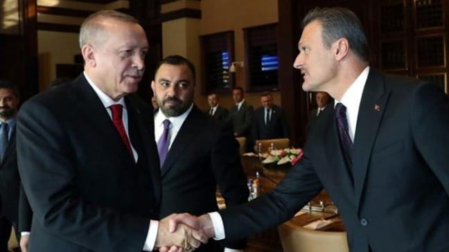 AK Parti'de iki idare amirliğinde değişiklik