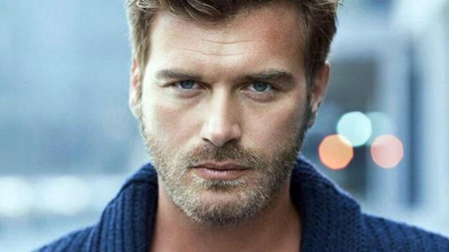 Yeni eve Kıvanç Tatlıtuğ'dan yeni imaj... David Beckham'a benzetildi