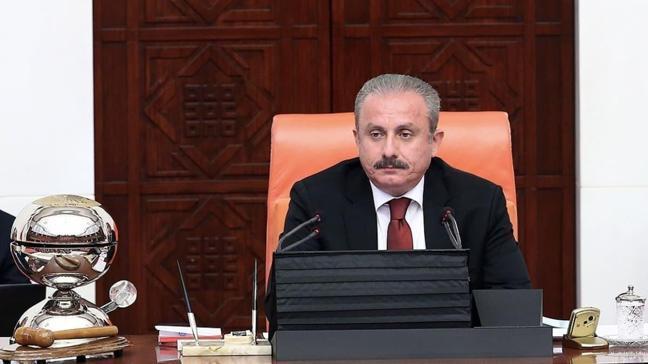 Mustafa Şentop TBMM Başkanlığına aday oldu