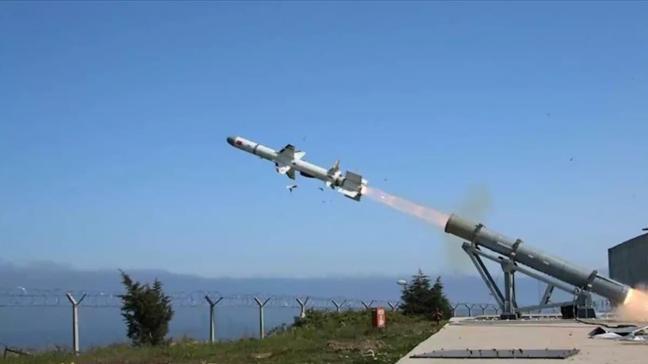Dünyanın en iyi gemisavar füzelerinden biri! Atmaca Mavi Vatan'a kalkan olacak