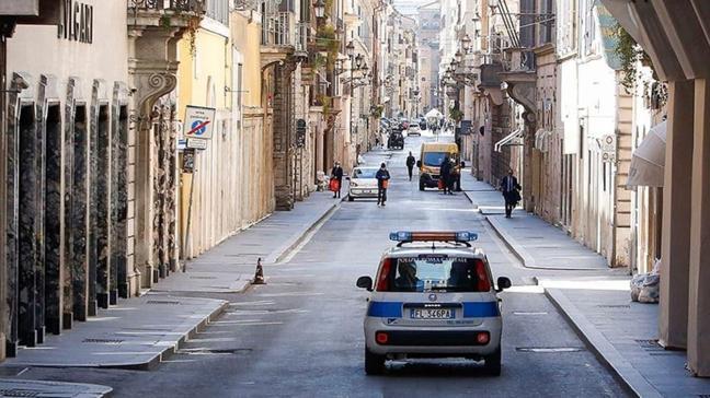 İtalya'da koronavirüsten ölenlerin sayısı 34 bin 945'e yükseldi